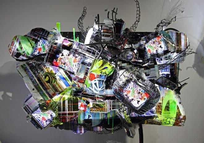 Aesthetics of Decay by Disney Nasa Borg